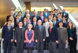 APRU Group photo