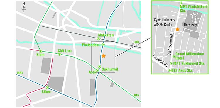 map-kuasean