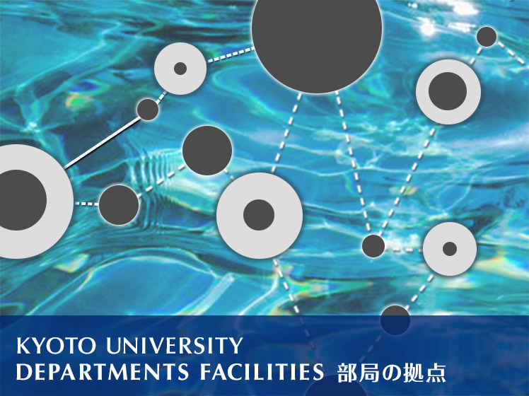 Kyoto University Departments Facilities