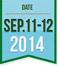 date September 11th-12th, 2014