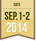 date September 1st-2nd, 2014