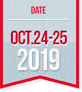 date October 24th-25th, 2019